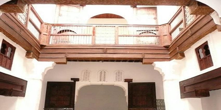 maison traditionnelle de 6 piéces