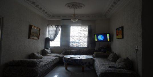Appartement meublé au rez-de-chaussée