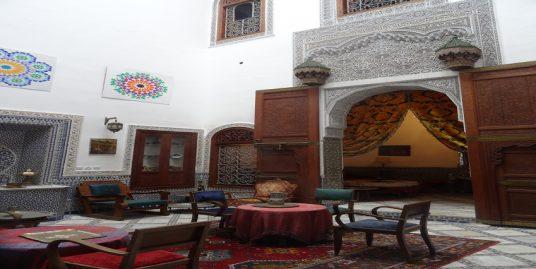 Maison traditionnelle à vendre meublée