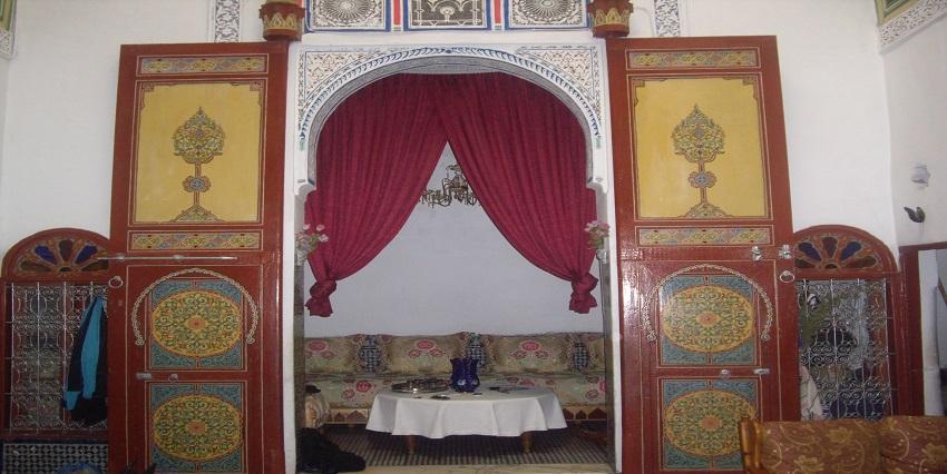 Belle maison avec du charme Fassi
