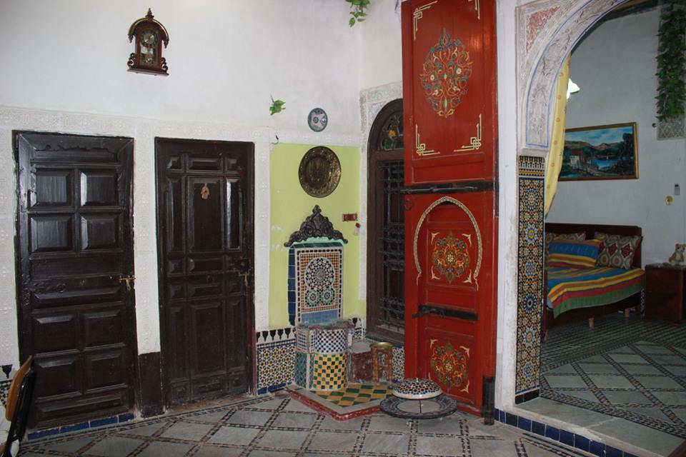 Maison avec le charme d'Andaloussi
