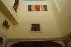 Maison avec trois terrasse