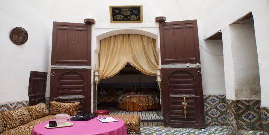 Maison traditionnelle en bon état