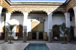 Riad de luxe avec piscine