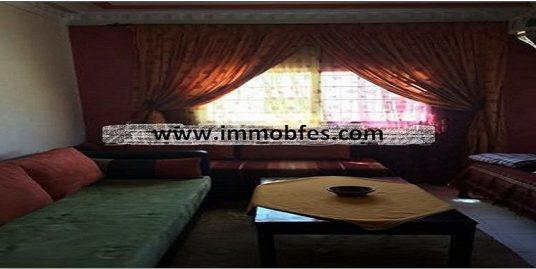 Appartement avec belle terrasse à vendre