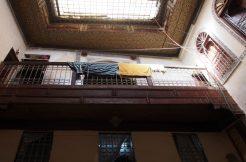 Maison traditionnelle titrée avec sept piéces