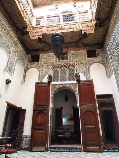 Une maison avec  Masrya titré et meublé à vendre