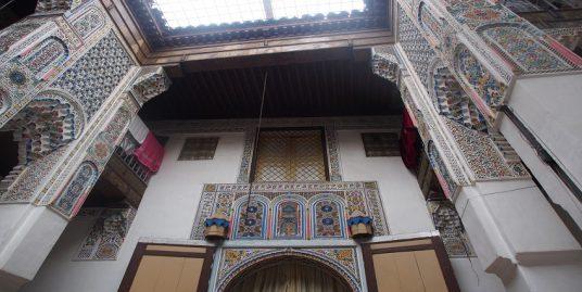 une magnifique maison traditionnelle a la vente