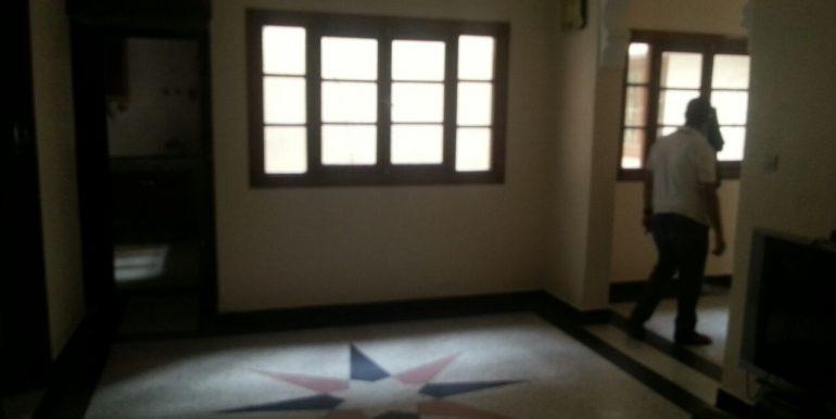 Appartement au premier étage 110 m²