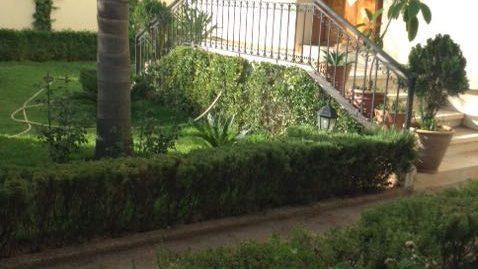 Belle villa avec jardin
