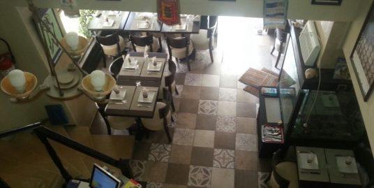 Restaurant bien situé à vendre