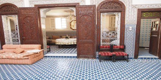 Belle maison traditionnelle titrée à la vente