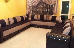 Appartement meublé avec 4 piéces à louer