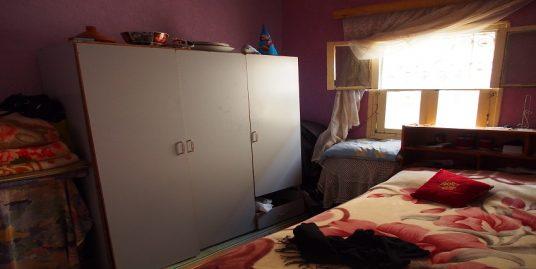 Appartement +garçonnière à vendre
