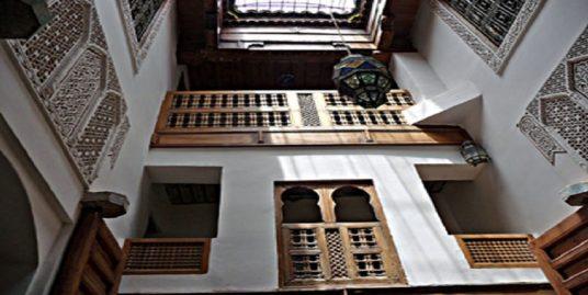 maison traditionnelle en très bon état.