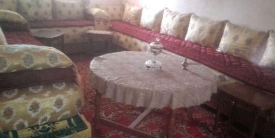 Appartement  au rez-de-chaussée à Hay Fadila