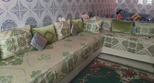 Appartement  au rez-de-chaussée meublé à vendre