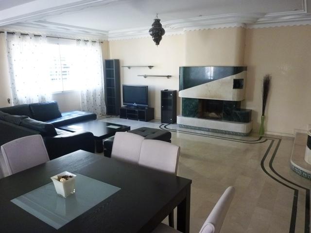 Appartement bien meublé pour location courte durée