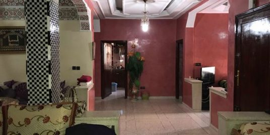 Appartement meublé à vendre à Narjess