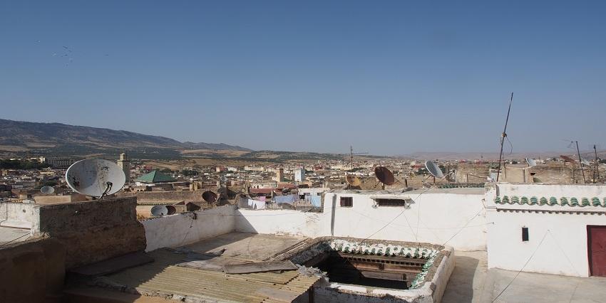 Messriya avec trois étages  à vendre