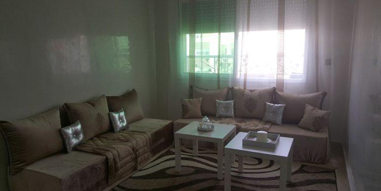 Appartement à vendre dans un calme voisinage