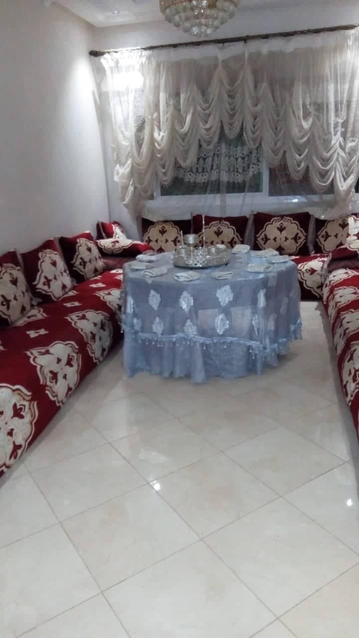 Appartement bien meublé à louer