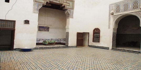 Maison avec Mesriya à  vendre