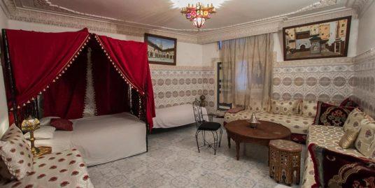 Maison à vendre à l'ancienne Médina de Fès