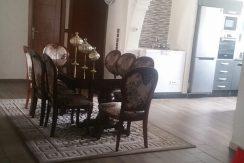 Appartement bien meublé à louer longue durée