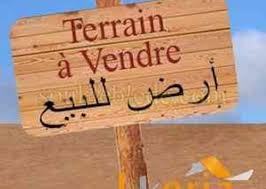 Lot terrain  de neuf hectare a Sefrou