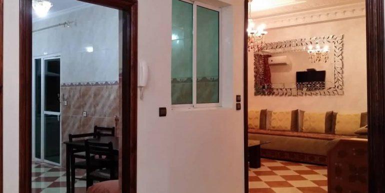 Appartement au rez-de-chaussée bien rénové à vendre