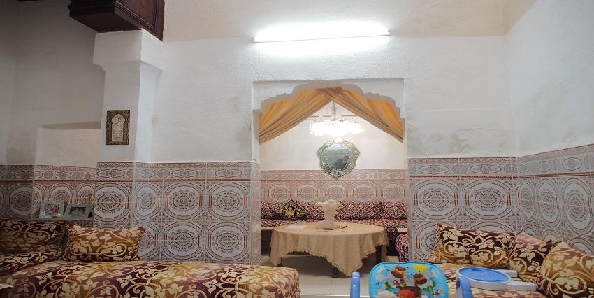 Maison au cœur de la Médina à la vente