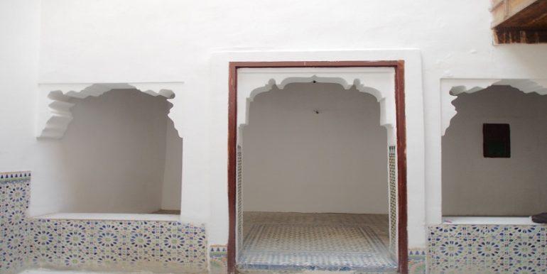 Une petite maison traditionnelle à la vente