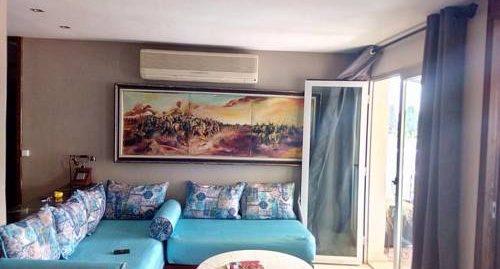 Appartement neuf  meublé  Situé au centre-ville de fes