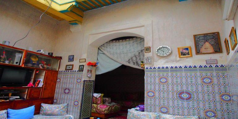 Maison au cœur de l'ancienne Médina à vendre