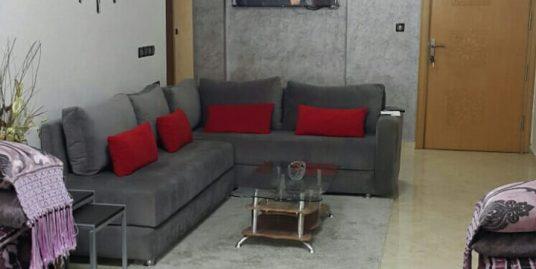 Appartement meublé à louer avec trois chambres