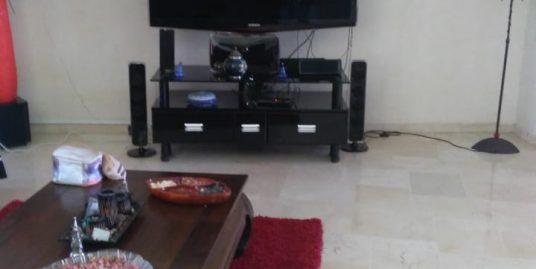 Duplex de luxe meublé à louer