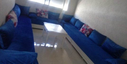 Appartement meublé au 2éme  étage