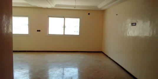 Appartement très bien situé avec un surface de 115 m²