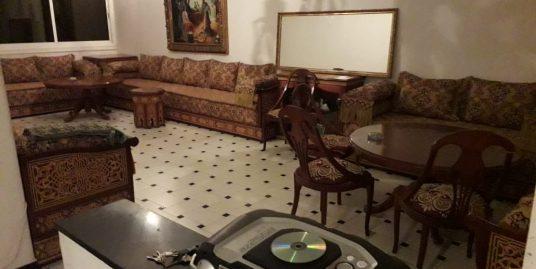 Appartement meublé à louer avec ascenseur