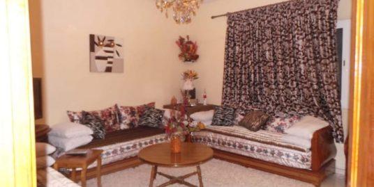 Appartement meublé pour location courte et longue durée