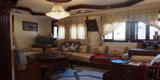 Appartement  meublé au 2 éme étage  à louer et a vendre