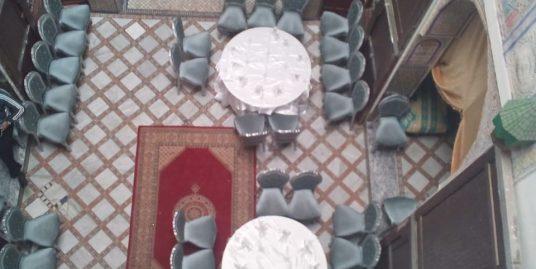 Maison individuelle dans la Médina