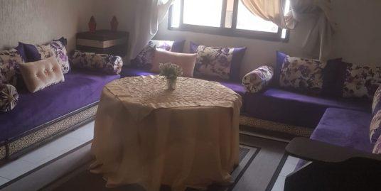 Appartement meublé au Centre-ville