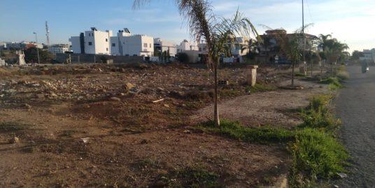 Des lots terrain zons villa a vendre