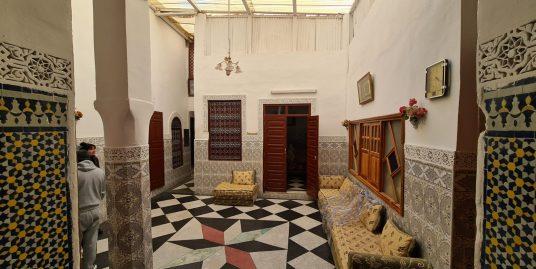 Maison adliya avec 2 façade