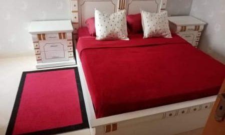 Appartement  meublé A louer au 1 er étage